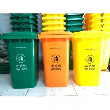 thùng rác công cộng ở quảng nam